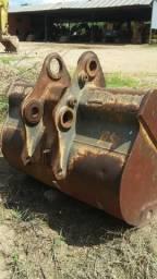 Concha da Escavadeira Fiatallis FX215