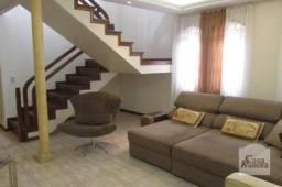Casa à venda com 4 dormitórios em Palmeiras, Belo horizonte cod:107538