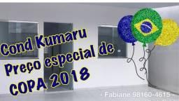 Cond kumaru, Santa Etelvina - entrada 55mil+25x de 1mil/ oferta especial