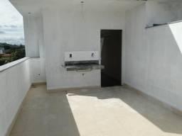 Cobertura com 3 dormitórios à venda, 160 m² por R$ 750.000,00 - Caiçara - Belo Horizonte/M