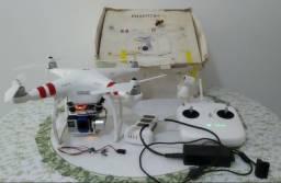 Drone Phantom 3 Standard com gimbal alexmos - Usado