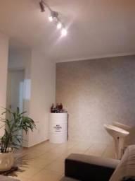 Apartamento com 2 dormitórios à venda, 50 m² por r$ 150.000,00 - carumbé - cuiabá/mt