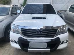 Hilux SRV 2015 diesel 4x4 Automatica - 2015