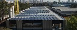 Sistema de energia solar instalado, para todo Brasil