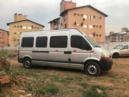 Imperdível!!! Van Master Eurolaf P 2.3 Diesel 2012/2013 completa - 2013