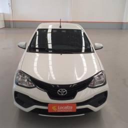 TOYOTA ETIOS 2018/2019 1.5 X PLUS 16V FLEX 4P AUTOMÁTICO - 2019