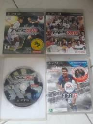 4 jogos p/ ps3