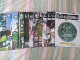 Coleção Revista do Coritiba Alma Guerreira