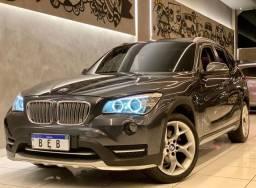 BMW X1 2.0 16v Turbo Activeflex Sdrive20i X-Line 4p Automático 2015