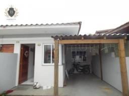 Casa com 2 dormitórios à venda, 48 m² por R$ 165.000,00 - Bela Vista - Palhoça/SC