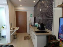 Flat com 1 dormitório para alugar por R$ 1.800/mês - Centro - Osasco/SP
