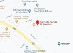 Apartamento com 3 dormitórios à venda, 68 m² por R$ 73.559 - Columbia - Colatina/ES