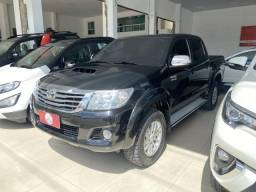 HILUX 2011/2012 3.0 SRV 4X4 CD 16V TURBO INTERCOOLER DIESEL 4P AUTOMÁTICO