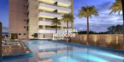 Apartamento no JP Residence, com 2 dormitórios à venda, 70 m² por R$ 588.719 - Umarizal -