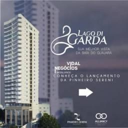 Apartamento Lago di Garda com 3 dormitórios à venda, 79 m² por R$ 404.583 - Telégrafo Sem