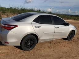 Toyota Corolla Xei 2.0 Dynamic Sport com 38mil kms 16/17 Sem Multas Quitado