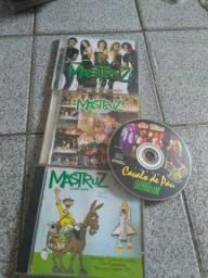 Vendo CD's das bandas Cavalo de pau e Mastruz com Leite