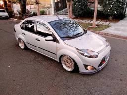 Ford Fiesta Tunado Legalizado 2008 Suspensão a AR Lindo Docs e IPVA 2020 Tudo Pago !!! - 2008