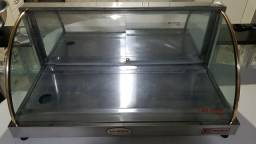 Estufa para salgados ou produtos frios.