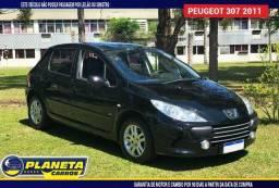 Peugeot 307 2011 completo abaixo da fipe - 2011