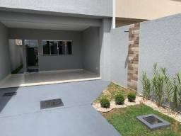 Casa 2 qts 1 suite porcelanato, residencial vereda dos buritis, goiania