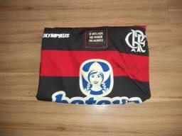 Camisa Oficial do Flamengo - 2010 assinada por Ronaldinho Gaúcho ( Leia a Descrição )