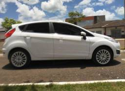 New Fiesta titanium