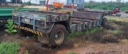 Carreta Julieta, reboque rodoviário 20 toneladas
