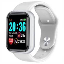 Smart watch y68 fitpro para IOS e Android