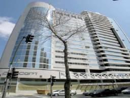 Apartamento para alugar com 1 dormitórios em Centro, Curitiba cod:40396.001