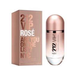 Título do anúncio: Perfume Carolina Herrera 212 Vip Rosé 80ml