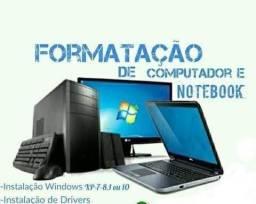 Formatação, backup, configuração, Rodrigo *