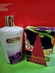 Kit perfume e creme entrega em bauru