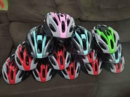 Capacete bike bicicleta MTB Promoção!!!