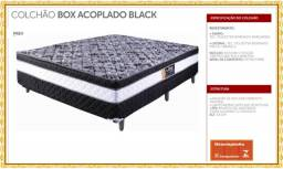 Terça Chove Ofertas - Colchobox Casal - Black