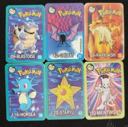 Tazo Supercarta Pokemon