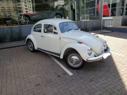 Volkswagem Fusca Placa Preta(Colecionador)