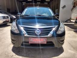 Nissan Versa SV 1.6 Flex - Completo - Automtico - 2017