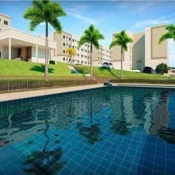 Residencial Piazza Platina - 2 quartos - 39 a 42m² - Piracicaba - SP