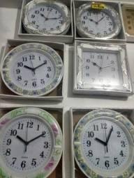 Título do anúncio: Relógio de parede_varejo e atacado entrega a domicílio João Pessoa e região
