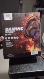 Head set gamer