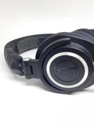 Título do anúncio: Fone profissional Audio-technica Ath-m50x