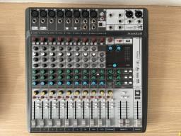 SoundCraft Signature 12 MTK Interface e Mesa de Audio