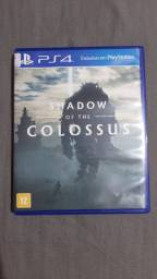 Jogo ps4 shadow of the colossos