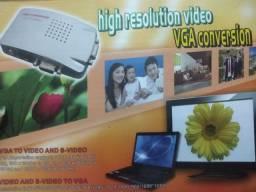 VGA conversion ( nunca usado ).