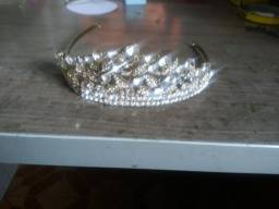 Vende coroa para noiva