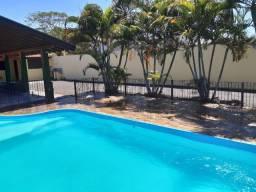Rancho pesqueiro com piscina rio Tiête Borborema SP