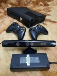 Xbox Desbloqueado kinect 2 controles e jogos