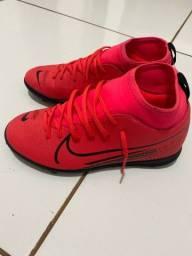 Chuteira mercurial da Nike