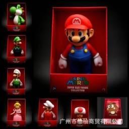 Boneco Super Mario Bros Grande 23cm